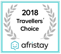 afristay Travellers Choice 2018